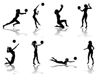 Volleyball, Volleyball workouts and Free clipart images on