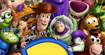Movie Actually New Toy Story 3 Poster And Alice In