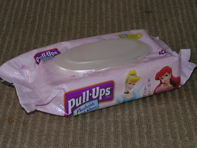 Confirmed: Pull-Ups Flushable Wipes Only $ 14 - Frugal Living NW
