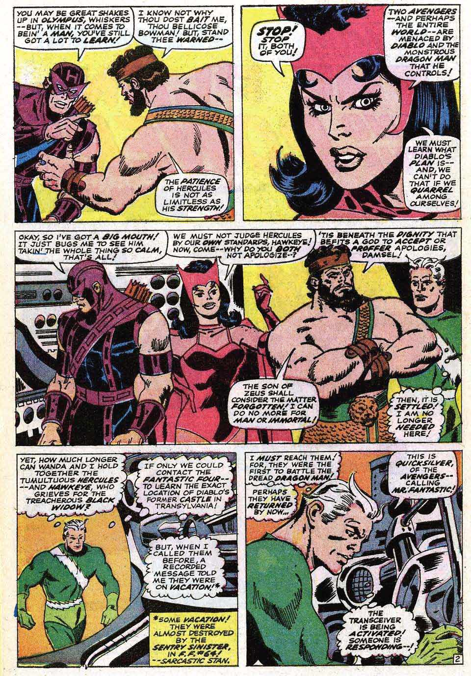 The Avengers (1963) 42 Page 3