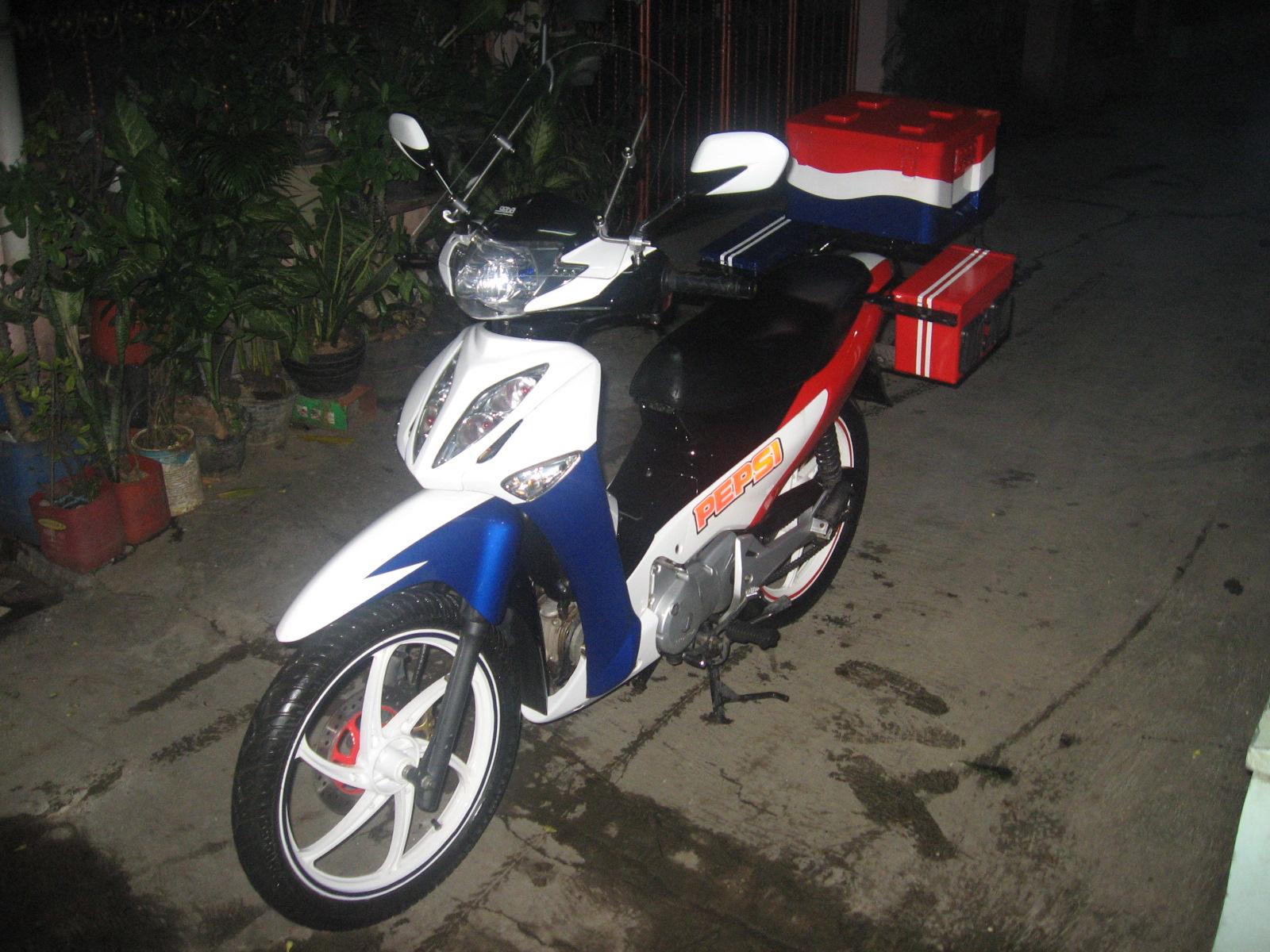 Modifikasi Motor Cross Dari Motor Bebek Modif Motor