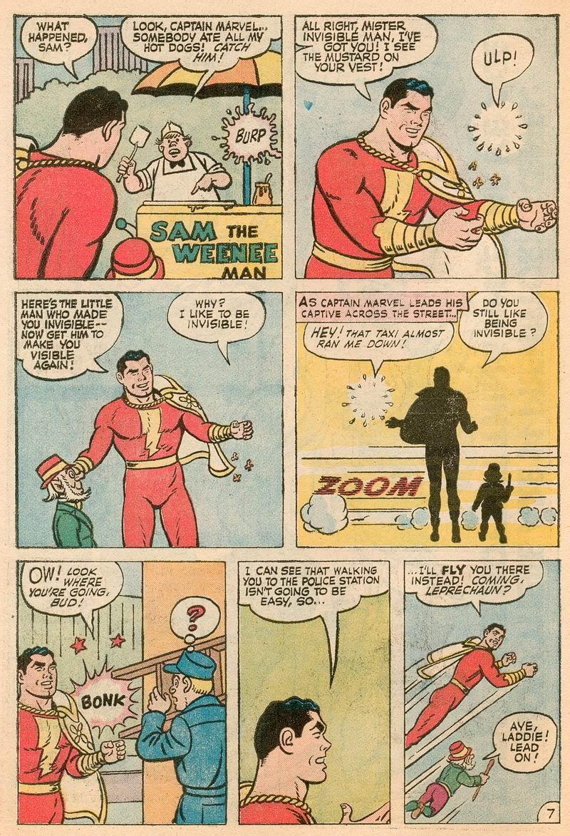 Read online Shazam! (1973) comic -  Issue #5 - 8