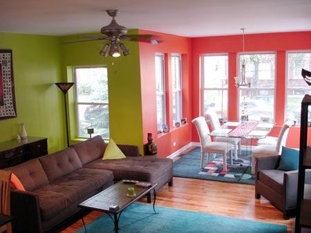Gidget S Designs 3 Wall Colors 1 Room