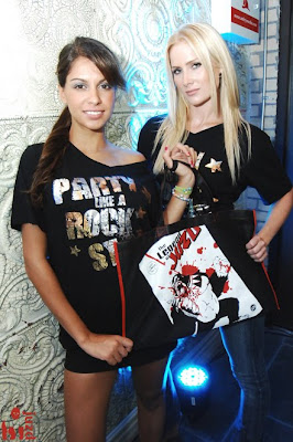 Juzd Parties Like A Rockstar At Atelier Streetwear Clothing Juzd