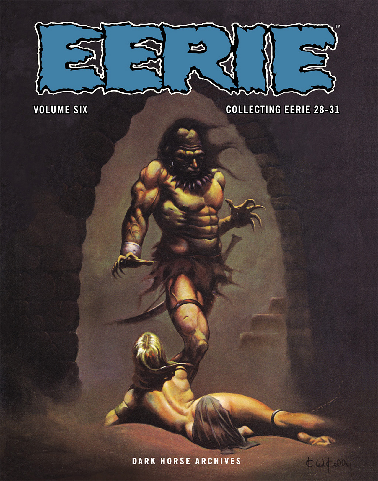 Read online Eerie Archives comic -  Issue # TPB 6 - 1