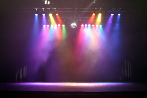 Theater Lighting Images | Miss. W