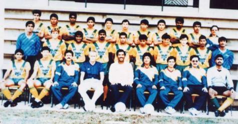 sejarah bola sepak kedah 1900 1997 sejarah