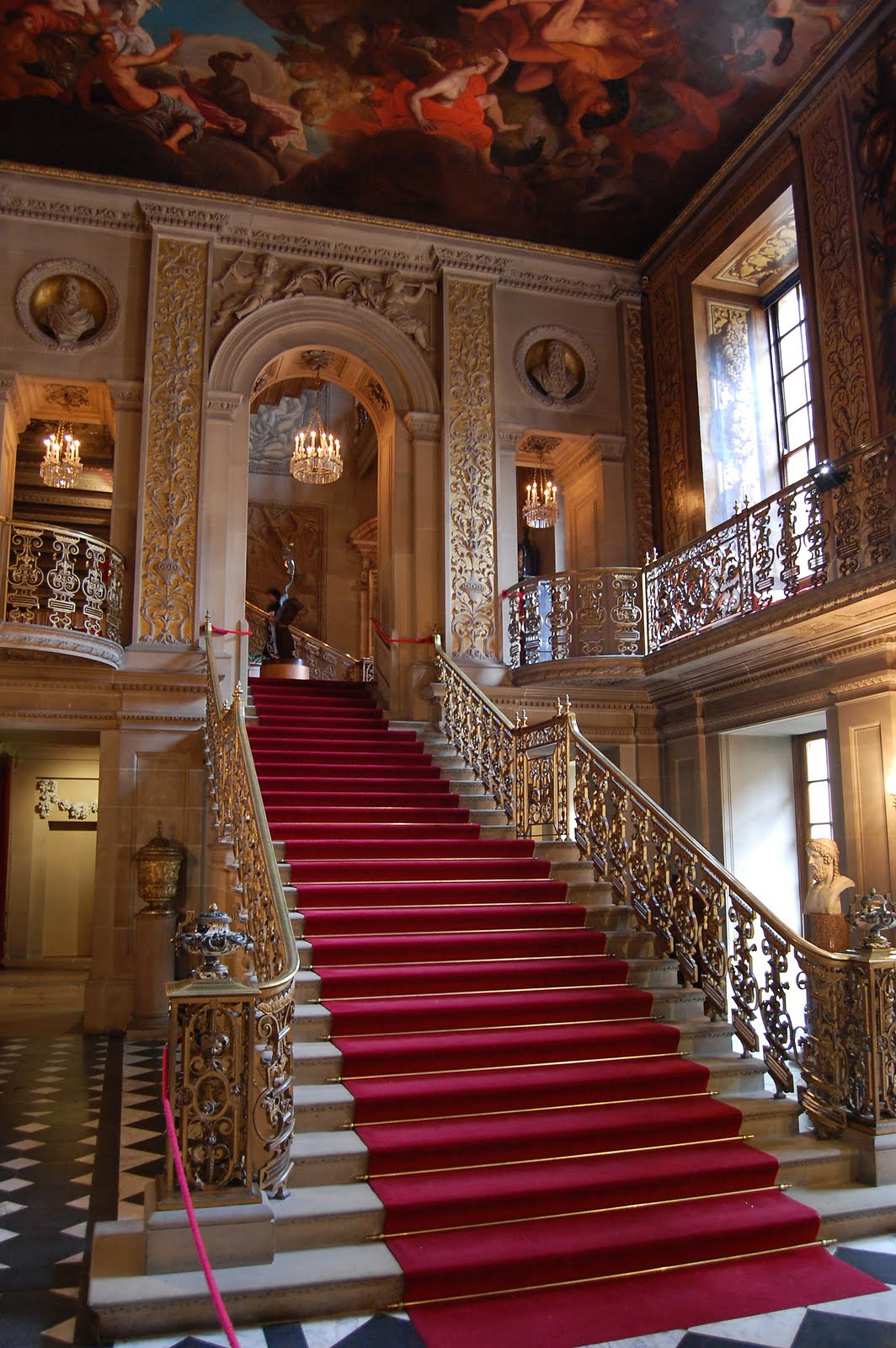 Chatsworth House History: Chatsworth House As Pemberley Of Pride And Prejudice