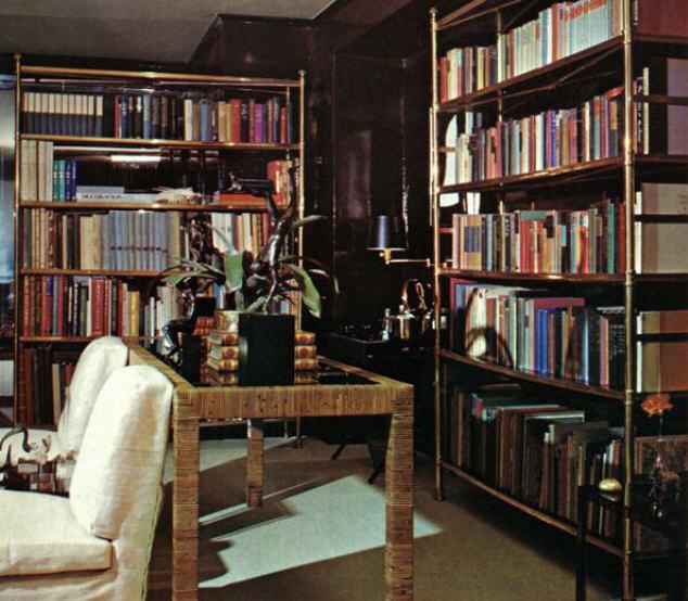 The Baldwin Apartments: Billy Baldwin At Home