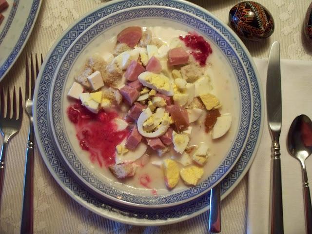 Polish Easter Soup