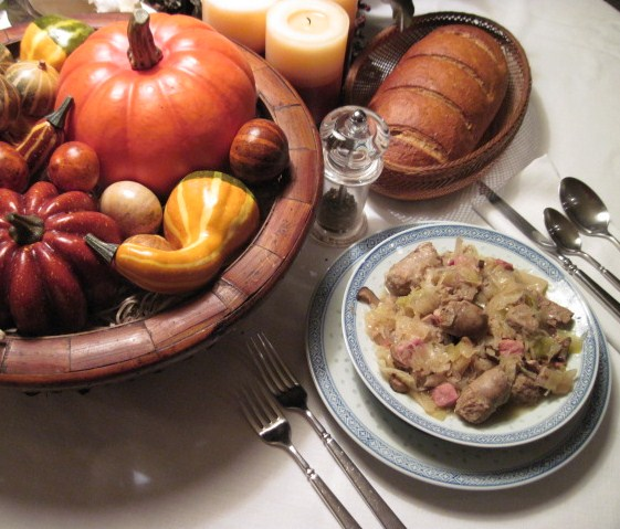 Polish Hunter's Stew: Bigos
