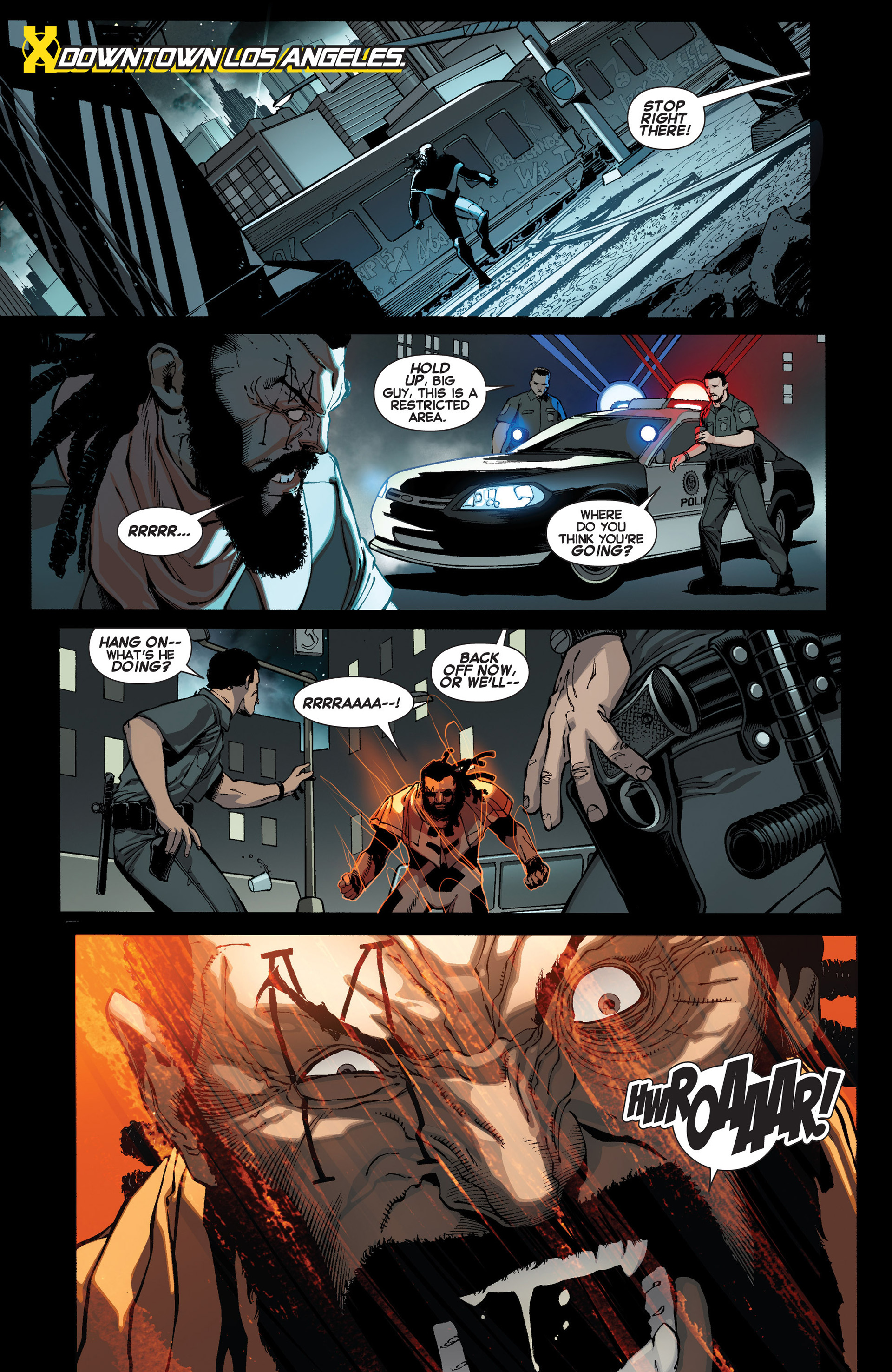 Read online Uncanny X-Force (2013) comic -  Issue #2 - 3