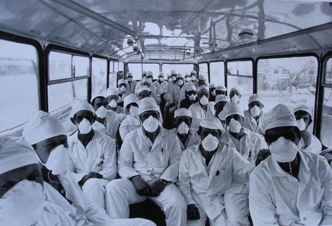 Liquidadores Chernobyl