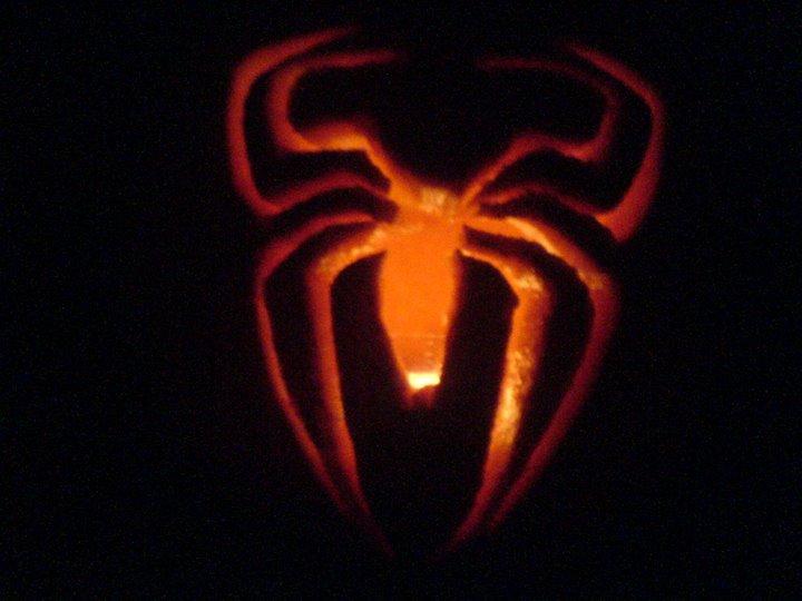 Spiderman Pumpkin Template Crazywidow Info