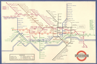 Subway Map Before 1933.War Of Yesterday Subway Map I