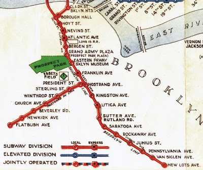 Utica Ave Station Subway Map.War Of Yesterday Subway Map Iii