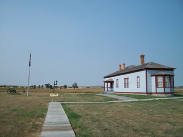 The Sayre Rv Odyssey Fort Buford North Dakota