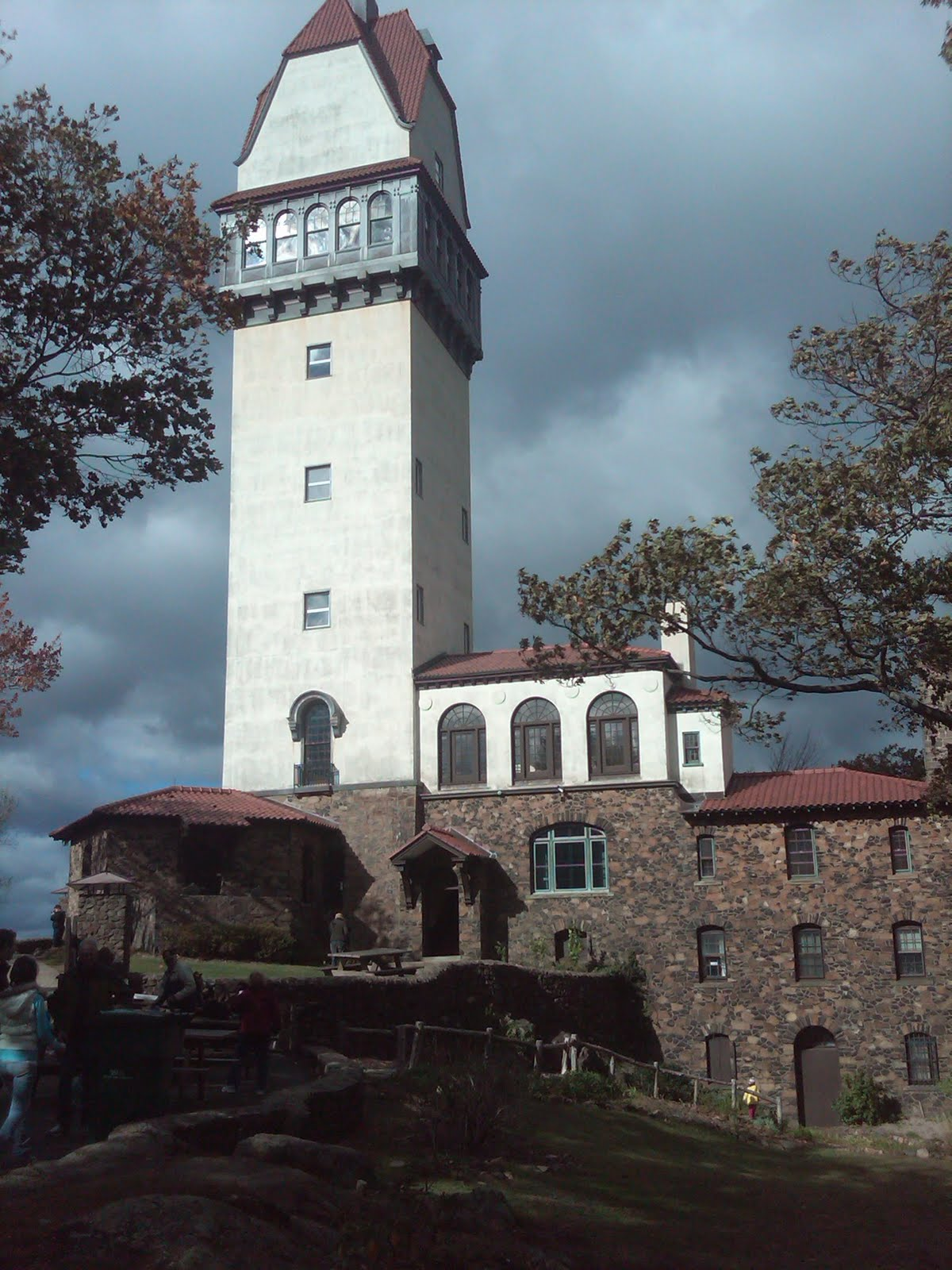 Travels Heublein Tower Simsbury Connecticut