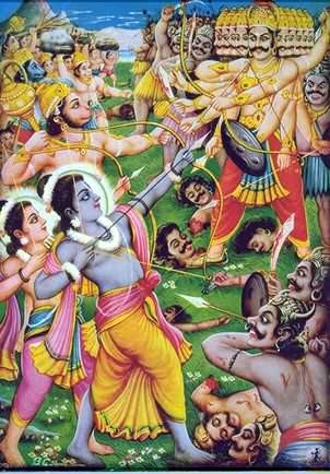 HariHarji: 19th & 20th Verses of Shri Hanuman Bahuk and Shri Ramraksha  Stotra