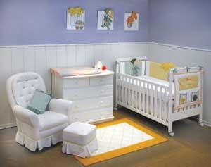quarto de bebe decorado menino