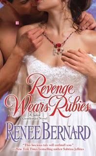 Guest Review: Revenge Wears Rubies by Renee Bernard
