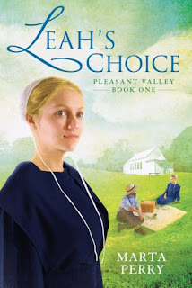 Guest Review: Leah's Choice by Marta Perry