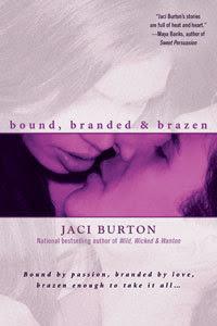 Guest Review: Bound, Branded & Brazen by Jaci Burton