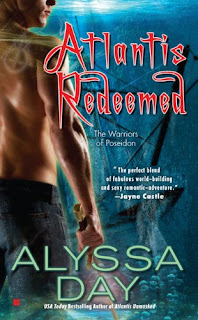 Guest Review: Atlantis Redeemed by Alyssa Day
