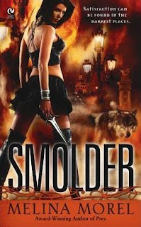 Guest Review: Smolder by Melina Morel
