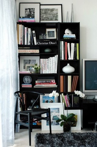 Chic Hunters Chic Transformation Ikea Billy Bookcase
