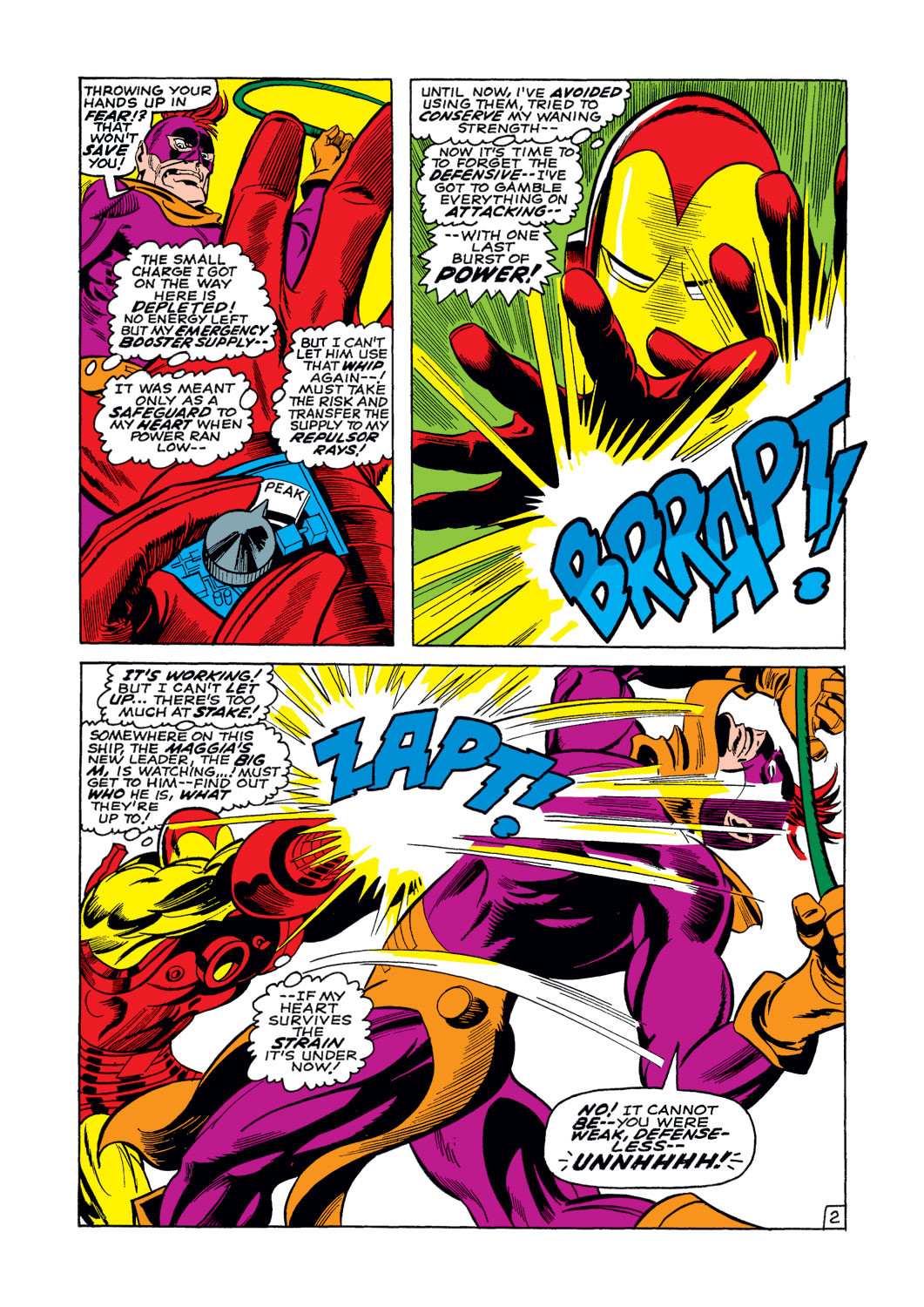 Tales of Suspense (1959) issue 99 - Page 3