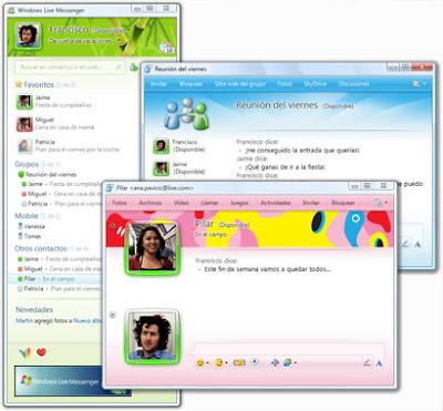 multisesion messenger 2009 gratis
