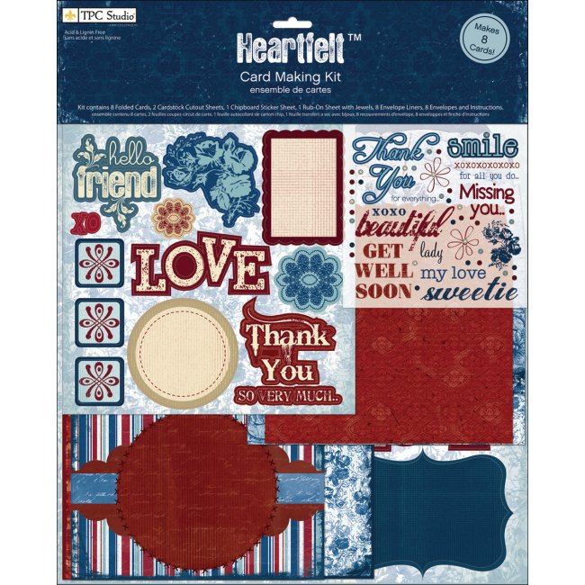 Weekend kits blog card making kits create your own greeting cards m4hsunfo