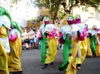 Disfraz del Carnaval de Barranquilla