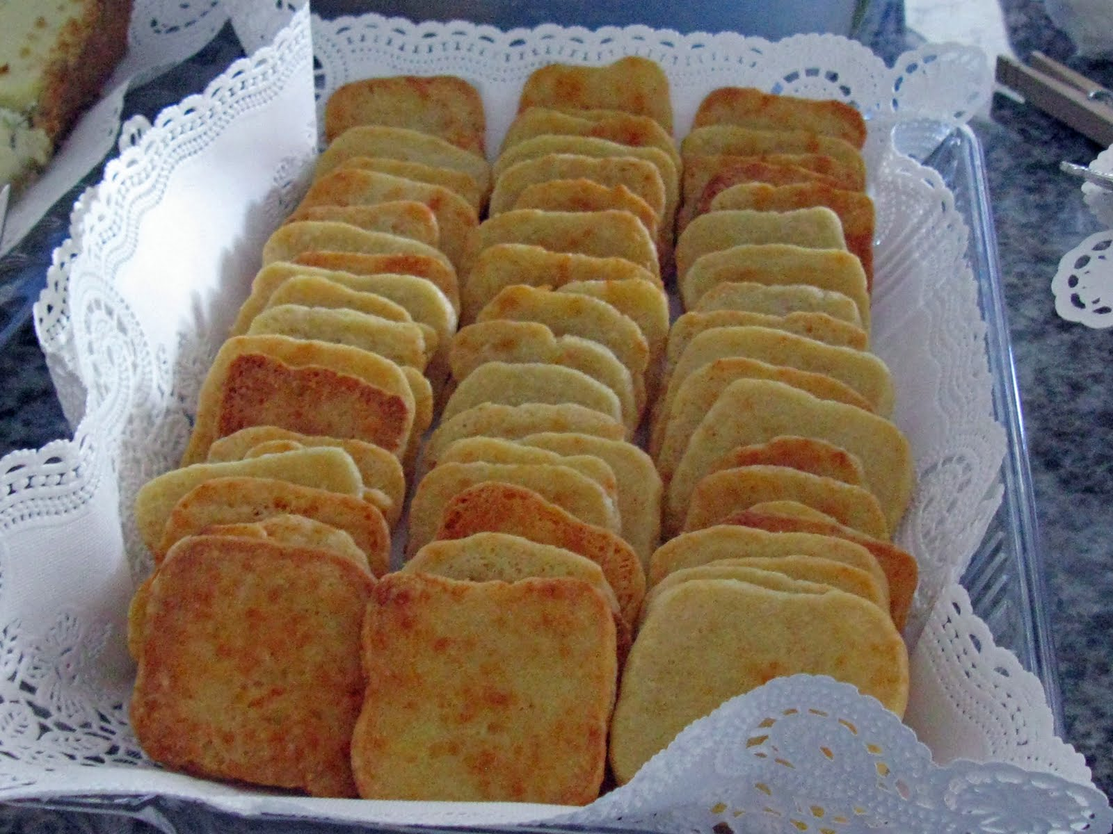 Food For A Hungry Soul: Wedding Appetizers