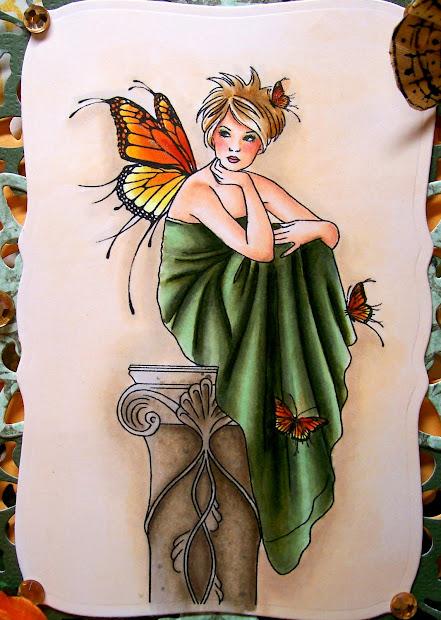 Meredith Dillman Art