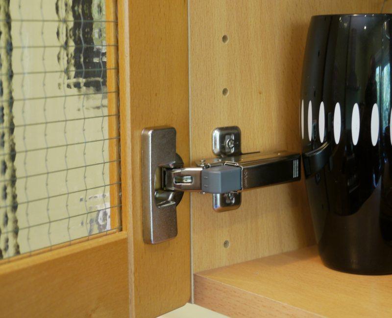 Ben Krasnow Retrofitting Ikea Cabinet Door Dampers To Old