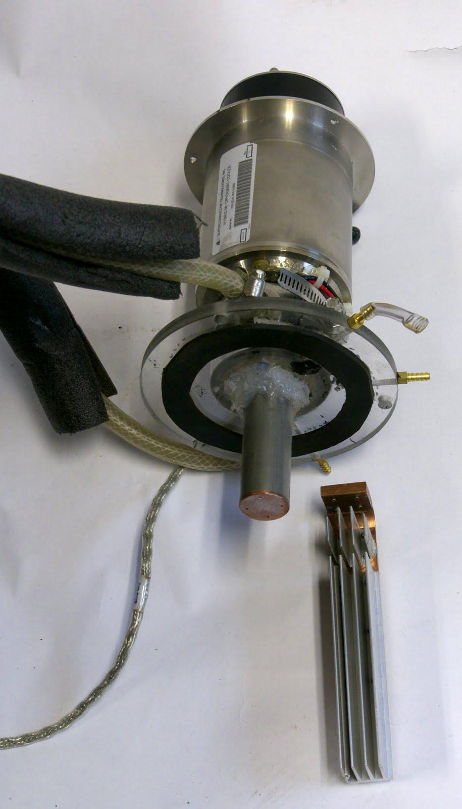 Ben Krasnow Diy Liquid Nitrogen Generator