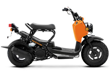 Honda Ruckus 50cc scooter japan with transmission automatic