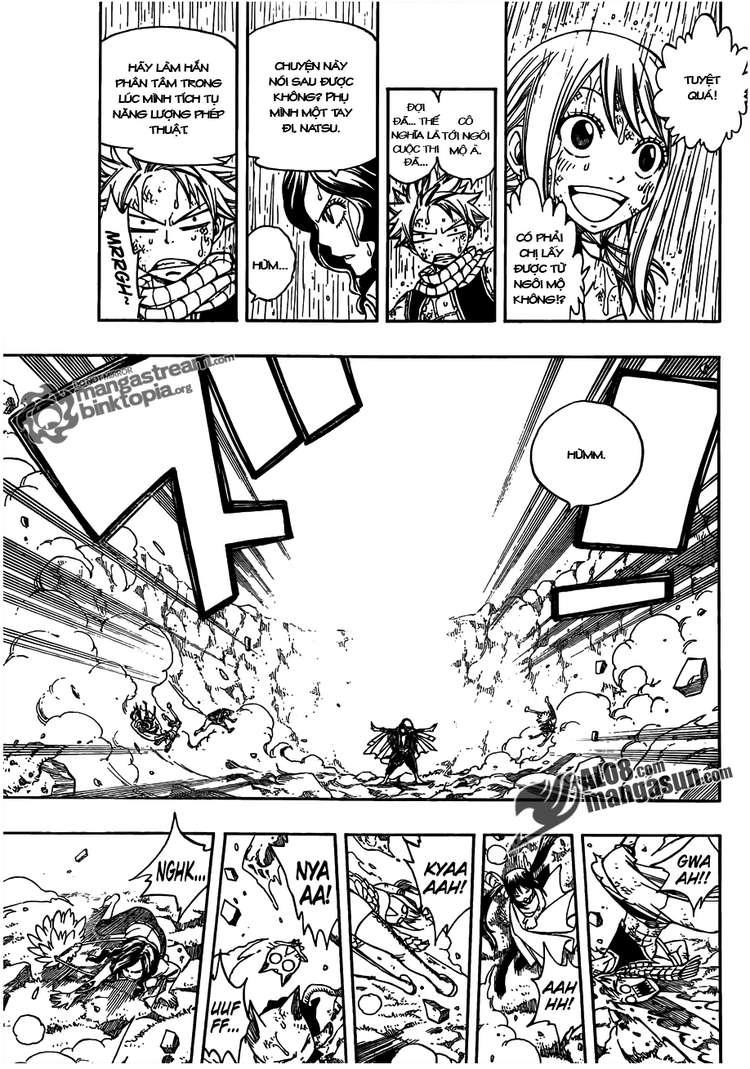 Fairy Tail chap 233 trang 5