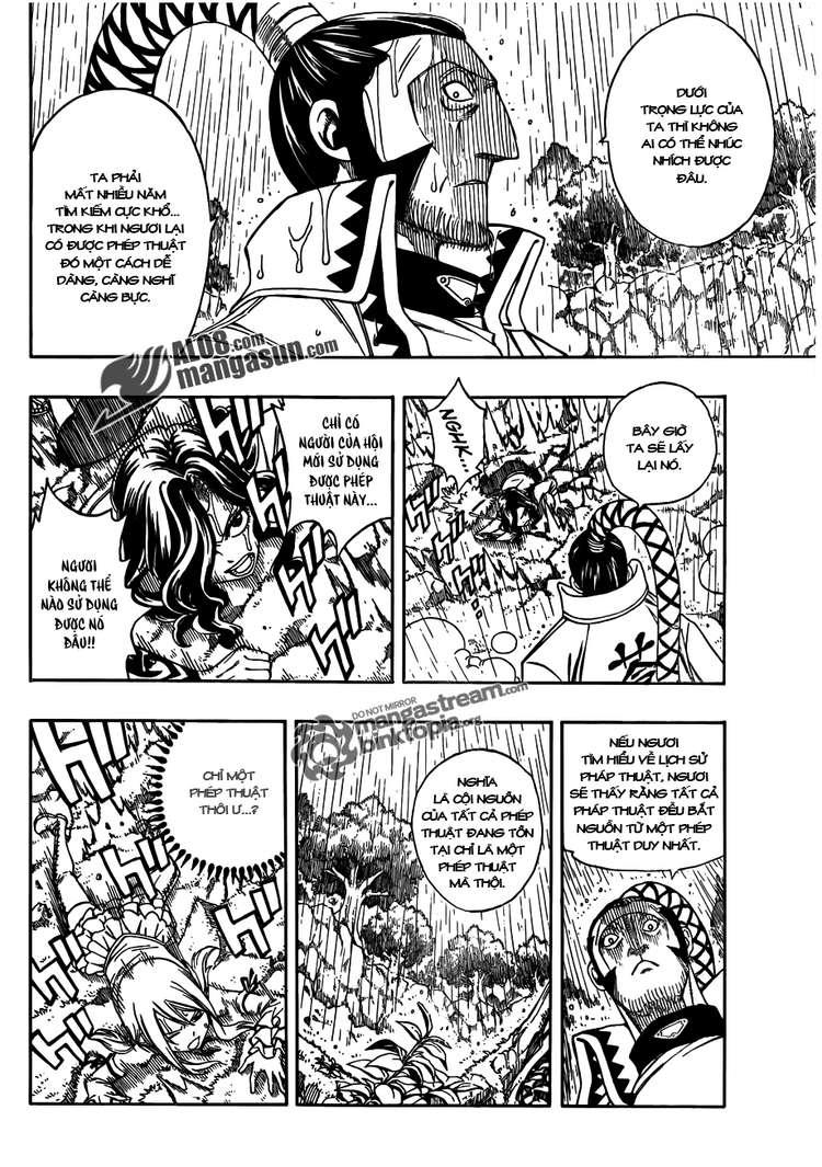 Fairy Tail chap 233 trang 6
