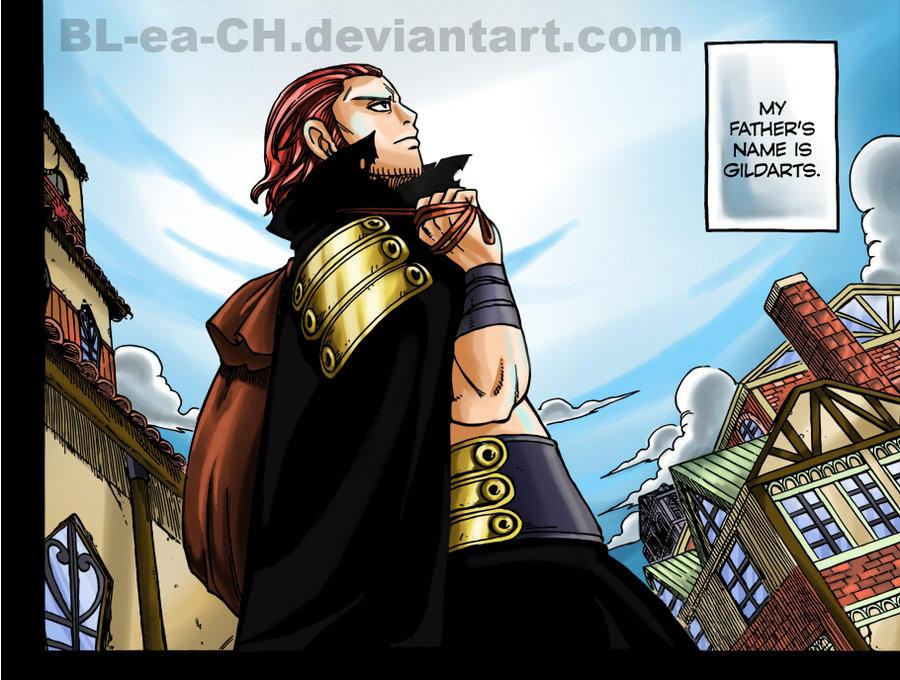 Fairy Tail chap 233 trang 19