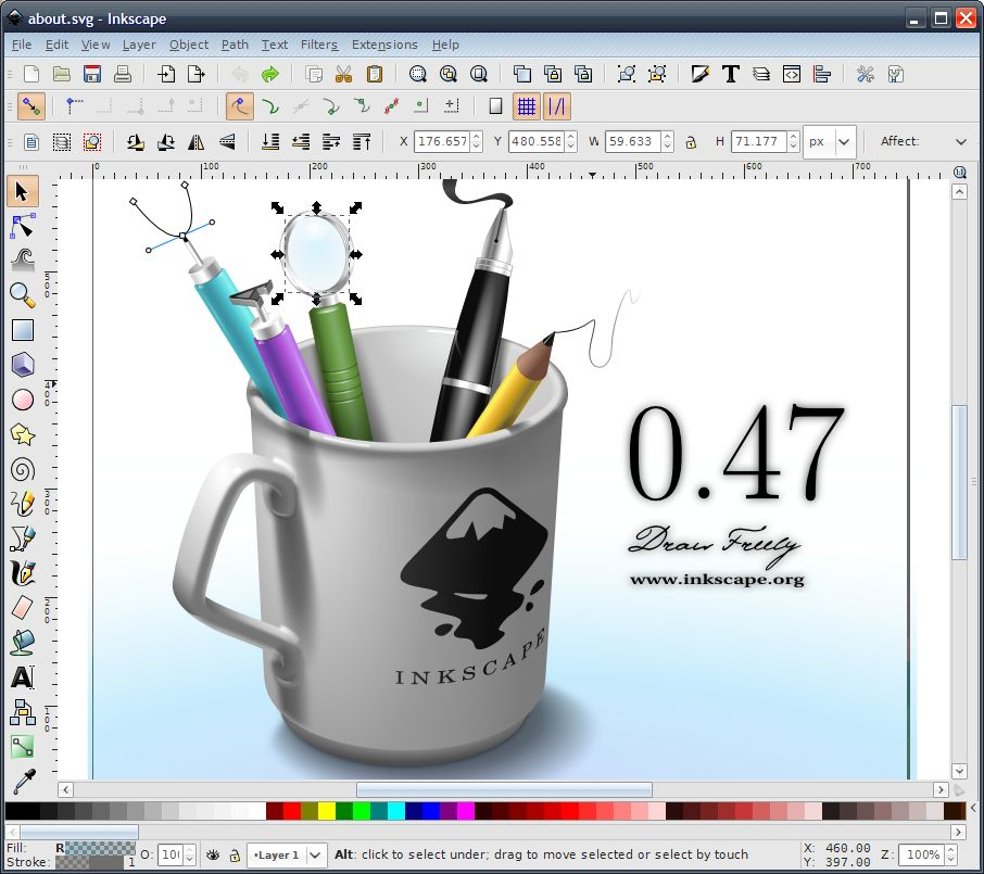 inkscape sourceforge