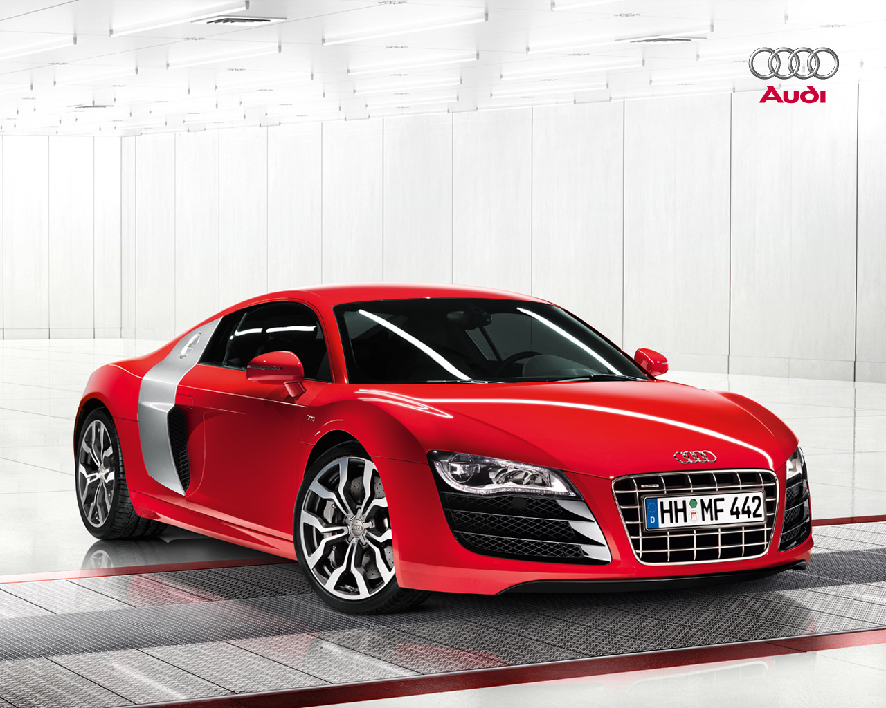 audi r8 spyder 5 2 fsi quattro 2011 cars and motorcycles. Black Bedroom Furniture Sets. Home Design Ideas