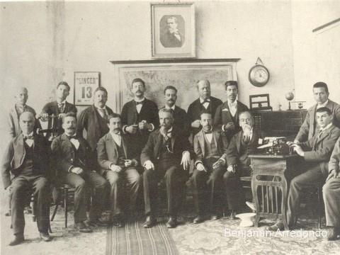 Los jefes políticos del Porfiriato