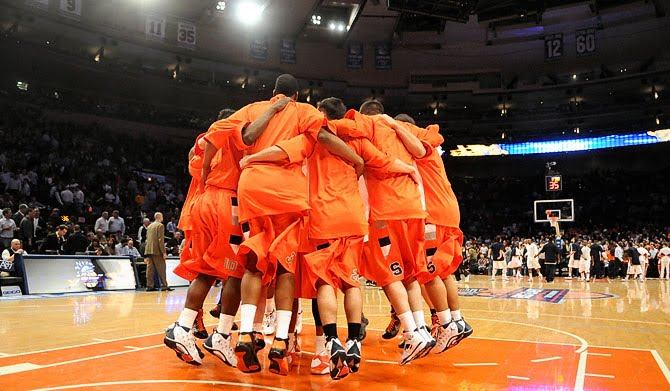 The Cuse Connection The 2010 2011 Syracuse Mens Basketball Schedule