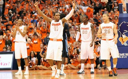 The Cuse Connection Syracuse Orangemen Basketball Preview Issue