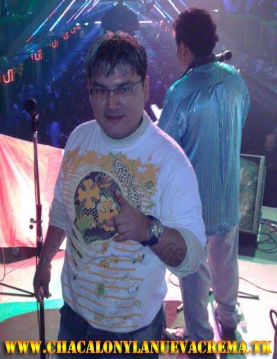 Chacalon Y La Nueva Crema Musica Chacalon Jr Anio Nuevo 2010