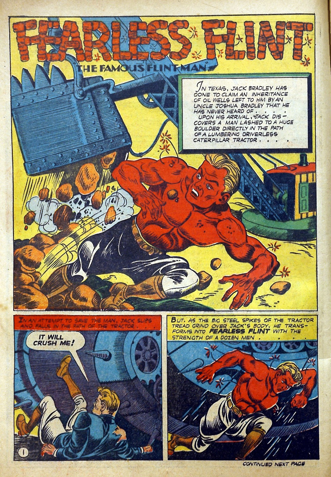 Read online Famous Funnies comic -  Issue #97 - 11