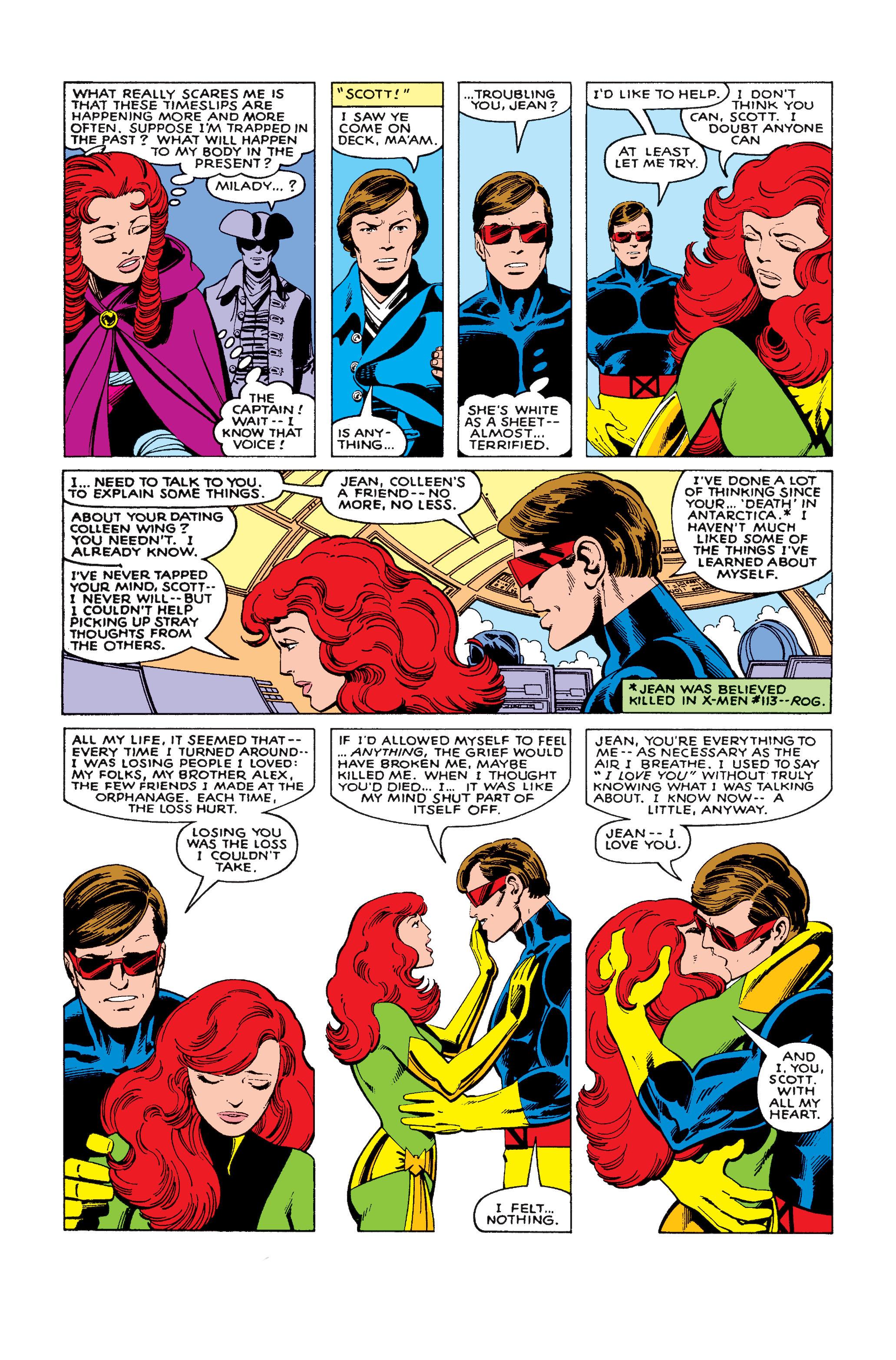 Read online Uncanny X-Men (1963) comic -  Issue #129 - 6